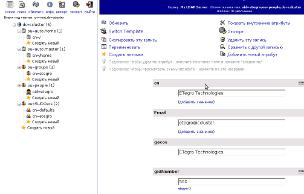 WEB-консоль управления сервером LDAP